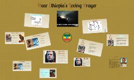 Hear Ethipia's Loving Prayer