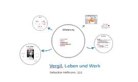 Vergil, Leben und Werk