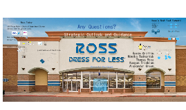 Copy of Ross Stores, Inc