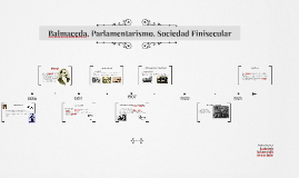 Balmaceda, Parlamentarismo, Sociedad Finisecular