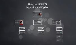 Nixon vs. U.S