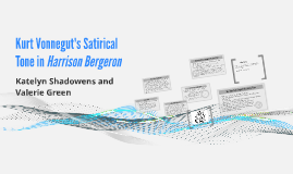 essay on harrison bergeron