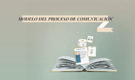 MODELO DEL PROCESO DE COMUNICACION