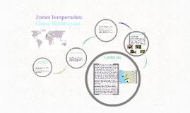 Zones Temperades: