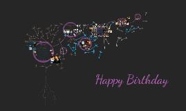 Copy of Happy Birthday