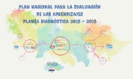 Copy of Plan Nacional para la Evaluación de los Aprendizajes