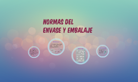 NORMAS DEL ENVASE Y EMBALAJE