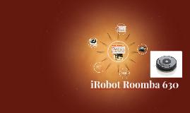 Copy of iRobot Roomba 630