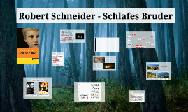 Copy of Robert Schneider - Schlafes Bruder