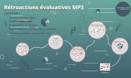 Copy of Rétroactions évaluatives MP3