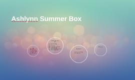 Ashlynn Summer Box