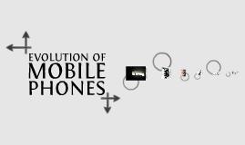 ELP - Evolution Of Mobile Phones