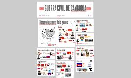 GUERRA CIVIL DE CAMBODJA