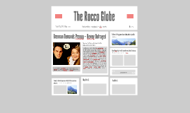 The Rocco Globe
