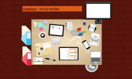 Geonaute social medias