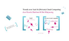 Trends SaaS & (Private) Cloud Computing