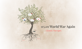 05.01 World War Again