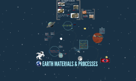 EARTH MATERIALS & PROCESSES