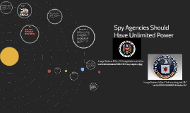 Spy Agencies Should Have Unlimited Power