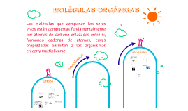Copy of MOLECULAS ORGANICAS