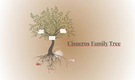 Cisneros Family Tree