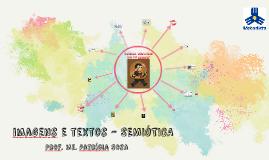 Semiótica - Imagem e texto