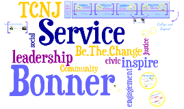 Bonner Overview - HS Students