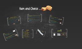 27. Elementary - Ham and cheese