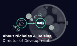 About Nicholas J. Reising,