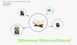 5 Differences between Shiites and Sunnis