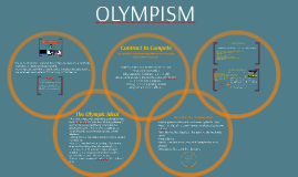 OLYMPISM