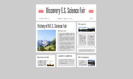 Discovery E.S. Science Fair