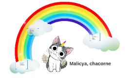 Malicya, chacorne