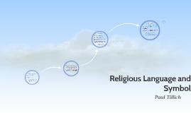 Religious Language and Symbol