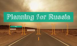 Planning for Russia