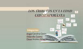 Copy of HISTORIA DE LOS TRIBUTOS