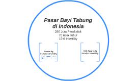Pasar Bayi Tabung di Indonesia