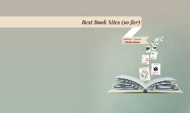 Best Book Sites (so far)