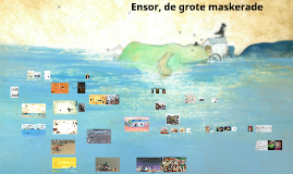 Copy of Ensor, de grote maskerade