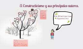 Copy of El Constructivismo
