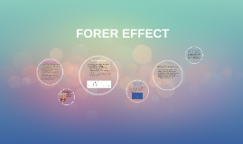 Copy of FORER EFFECT