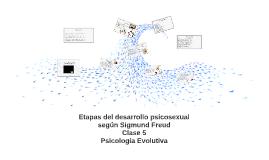 Copy of Etapas del desarrollo psicosexual según Sigmund Freud