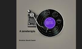 A zeneterápia