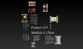 Project LOT Libya