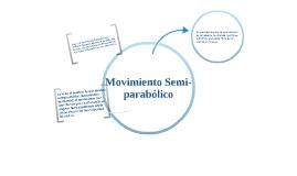 Movimiento semiparabólico