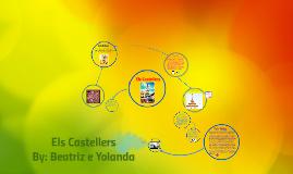 Els Castellers Yolanda y Beatriz