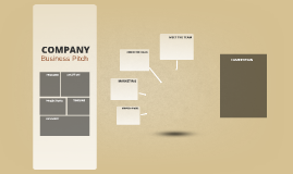 Company Business Pitch—Layers