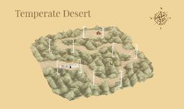 Temperate Desert