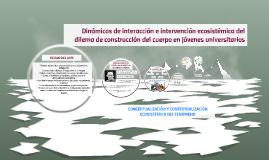 Dinámicas de interacción e intervención ecosistémica del dil
