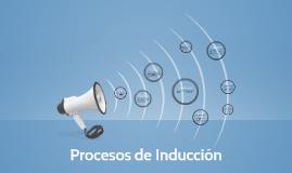 Procesos de Inducción